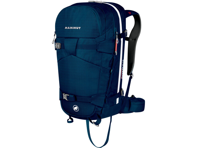 Mammut Ride Short Removable Airbag 3.0 Backpack 28L, marine